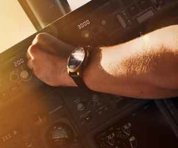 Take the Pilot's Seat in One of the World's Most In-demand Industries
