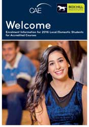 BHI Welcome Booklet