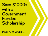 Scholarships for Box Hill Institute Students