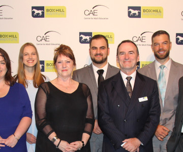 Box Hill Institute Announced as Finalist in 2016 Victorian Training Awards