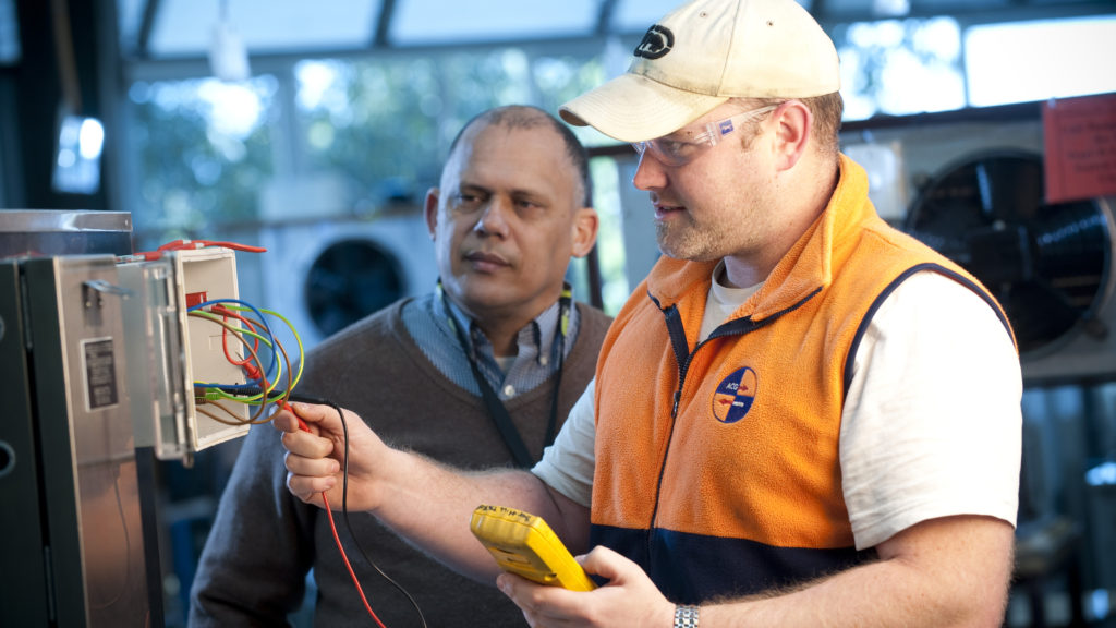 Check out our Trades teachers' profiles_Box Hil Institute