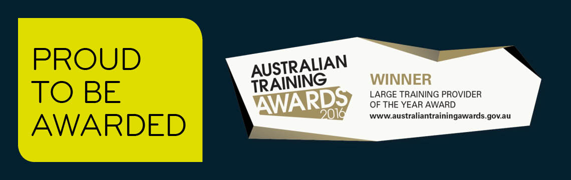 Australian Large Training Provider of the Year