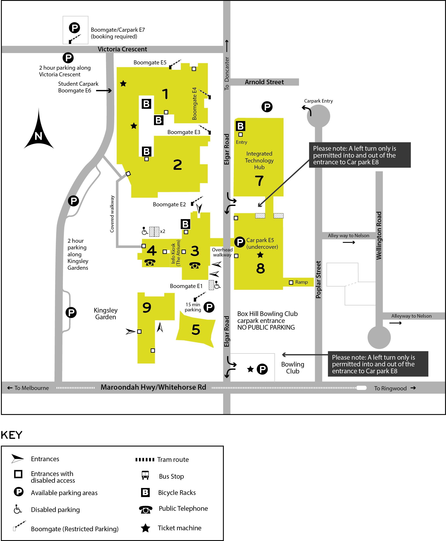 Box Hill Campus Box Hill Institute