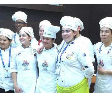 Young Chef Olympiad 2017