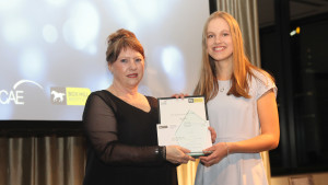 VCE/VCAL Student of the Year: Amy Humme, iVCAL_Box Hill Institute