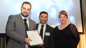 Degree Student of the Year: Benjamin Rausa, Bachelor of Music Business_Box Hill Institute