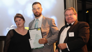 3rd Year Apprentice of the Year: Cody Duff, Certificate III in Air Conditioning and Refrigeration_Box Hill Institute