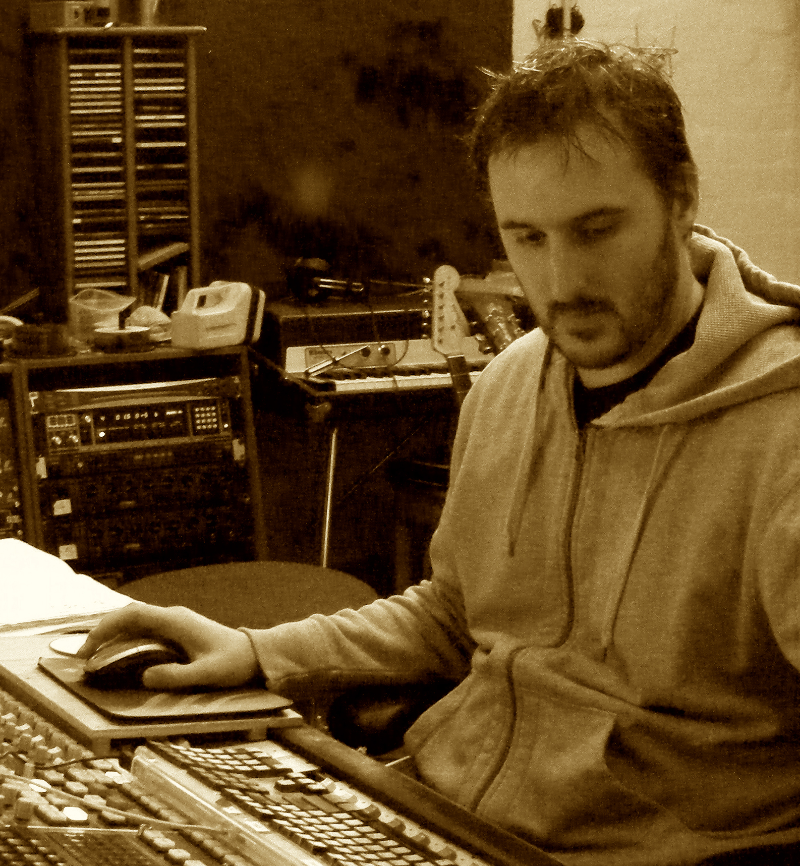 Matt Voigt_Music Teaching Staff_Box Hill Institute
